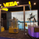 Modular Display Stand for Vega Controls